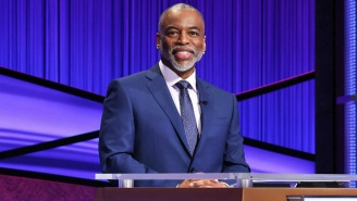LeVar Burton Found Out That Hosting 'Jeopardy!' Wasn't 'The Thing That I Wanted After All'