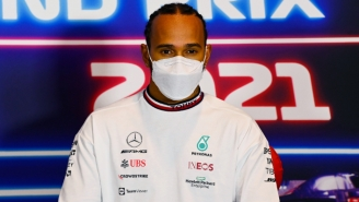 Formula 1 Champion Lewis Hamilton Published A Report Highlighting The Lack Of Racial Diversity In UK Motorsport