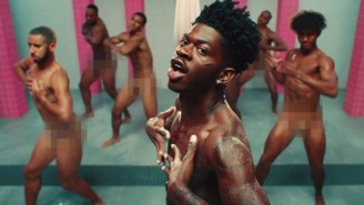Lil Nas X Twerks Nude In Jail And Brings The Chaos In His 'Industry Baby' Video With Jack Harlow