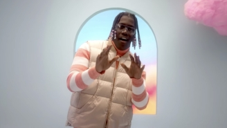 Lil Yachty Goes Soft-Rock In The Fluffy Video For 'Love Music'