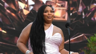 Lizzo Leans Into The Funk Of BTS' 'Butter' For Her 'Live Lounge' Cover
