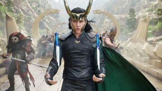 Tom Hiddleston Admits That Loki's Knife Flip Was Invented By Pure 'Chance' While Making 'Thor: Ragnarok'