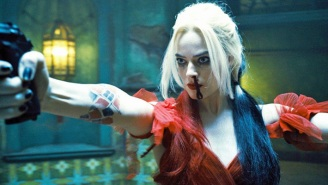 Margot Robbie Would Still 'Love' To Make A Harley Quinn And Poison Ivy Relationship Happen In Live-Action