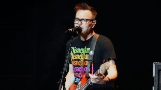 Mark Hoppus Shares A Promising Update About His Cancer Treatment