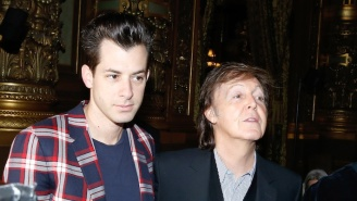 Mark Ronson Collabs With Paul McCartney, King Princess, And More On His New 'Watch The Sound' Soundtrack