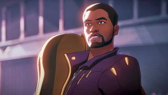 The Marvel 'What If…?' Trailer Has Chadwick Boseman Voicing An Alternate Star-Lord In His Final MCU Role