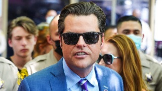 Matt Gaetz Mocked COVID Concerns By Saying He Has 'The Florida Variant,' As Cases In The State Surge