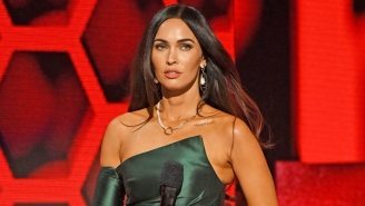 Megan Fox Has Opened Up About Her 'Very Dark' Interview With Jimmy Kimmel That Went Viral