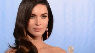 Megan Fox Stopped Drinking Alcohol After Making 'Belligerent' Comments On The Golden Globes Red Carpet