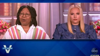 Whoopi Goldberg Didn't Indulge Meghan McCain's Attempt To Twist Jan. 6 Discussions Against The Left
