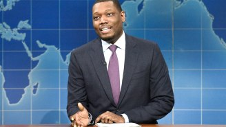 'SNL's Michael Che Is Facing Backlash For Sharing Tasteless Jokes About Simone Biles