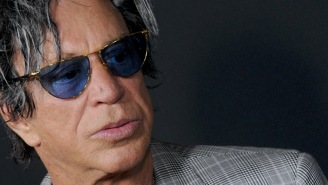 'I Hope He… Breaks His F*cking Neck': Mickey Rourke Recalled A Harrowing Story An Ex Told Him About Her Meeting With Bill Cosby At His Home