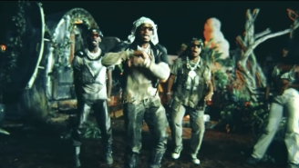 Migos Reign Over The Desert Highway In Their High-Speed 'Roadrunner' Video