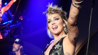 Miley Cyrus Re-Launched Her Fan Platform Miley's World With A Live, Uncut Video Of Her ACL Performance
