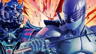 Lorenzo di Bonaventura On The Future Of The G.I. Joe And Transformers Movies