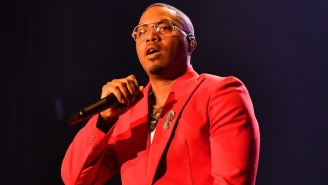 Nas Disses Tupac On A Newly Surfaced Record That's Just Over 25 Years Old