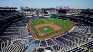Padres-Nationals Was Suspended Mid-Game After A Shooting Outside Of Nationals Park