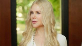 Nicole Kidman Is An Unsettling Wellness Guru In Hulu's 'Nine Perfect Strangers' Trailer
