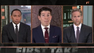 Jeff Passan Went On 'First Take' To Tell Stephen A. That Shohei Ohtani Is A Person 'This Show Should Embrace'