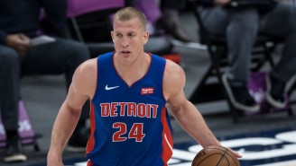 Report: The Pistons Are Trading Mason Plumlee To The Hornets