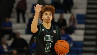 Ohio Guard Jason Preston Is Set To Be One Of The NBA Draft's Best Stories