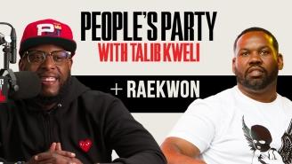 Talib Kweli & Raekwon Talk Wu-Tang & More