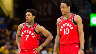 Report: DeMar DeRozan And Kyle Lowry Both Have Interest In Joining The Lakers This Offseason
