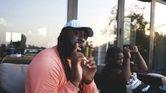 Rexx Life Raj Takes A Studio Break In His Easygoing 'Red Lobster Biscuits' Video