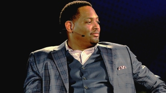 Robert Horry Discusses The NBA's Global Growth And The Players He Loves Watching In The Finals