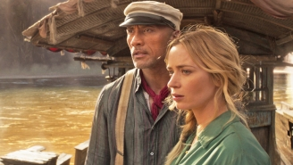Weekend Preview: 'Jungle Cruise,' 'Outer Banks,' And 'White Lotus' Take Three Very Different Trips