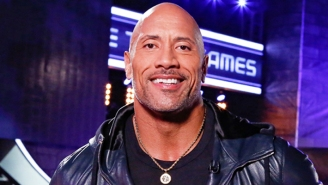 The Rock Is Not Wearing A 'Typical DC Or Marvel Padded Muscle Suit' While Showing Off His 'Black Adam' Costume