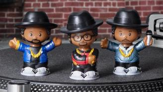 Fisher-Price Releases An Adorable Line Of Collectors Edition Run-DMC Little People Figures