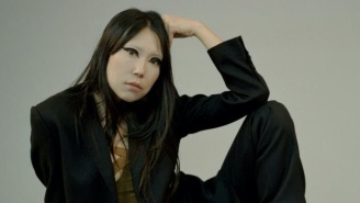 Sasami Covered Daniel Johnston's 'Sorry Entertainer' And Shared A Truly Chaotic Music Video