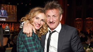 Sean Penn's Reported Hardline Film-Set Vaccination Stance Arrived After A Darkly Humorous Tweet