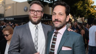Paul Rudd Did Not Hesitate To Confirm Seth Rogen's Marvelous Story About A Massage Switcheroo