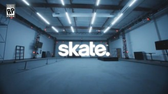 EA Swears It's Working On The New 'Skate' But Doesn't Have Much To Share Yet