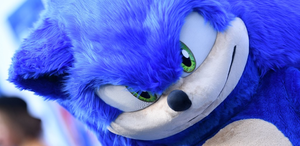 The Trump-Friendly 'GETTR' Is Apparently Being Overrun With NSFW Images Of Sonic The Hedgehog
