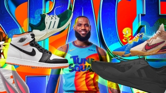 SNX DLX: Featuring The Jordan 1 Electro Orange And A Whole Lot Of 'Space Jam' Kicks