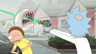 The 'Rick And Morty' Team Can't Believe The 'Giant Sperm' Episode Was 'Allowed To Be On TV'