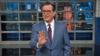 Stephen Colbert Promises To Stay On Top Of The Trump Organization Indictments Story 'As It Continues To Disappoint Us'