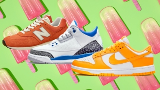 SNX DLX: Featuring Summertime Colorways Of The Nike Dunk, Jordan III, And New Balance 574