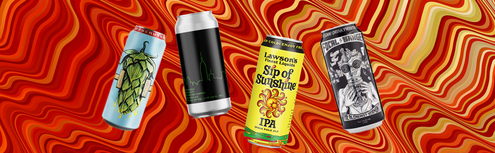 Here Are The Very Best Citra-Hopped IPAs You Can Buy At The Grocer