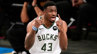 Thanasis Antetokounmpo Will Miss Game 5 Of Bucks-Suns After Being Put In The NBA's Health And Safety Protocols