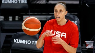 Diana Taurasi Is Practicing With Team USA In Tokyo And Hopes To Play In The Opener