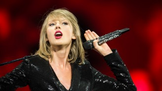 The 'Trump In A Wig' Senator Gave A Strange Warning To Taylor Swift About Being The 'First Victim' In A 'Marxist' Government