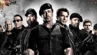 Sylvester Stallone Is Leaving The 'Expendables' Franchise After The Fourth One (Or So He Says)