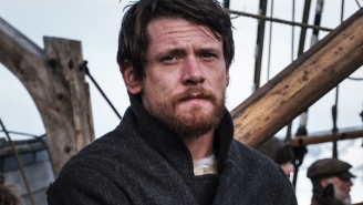 Jack O'Connell On 'The North Water' And Surviving The AMC+ Show's Brutal Arctic Shoot