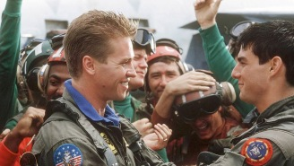 Val Kilmer Says He 'Didn't Really Have A Choice' About Starring In 'Top Gun,' The 'Silly' Movie That Made Him A Superstar