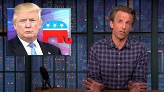 Seth Meyers Understands Why Trump And Bill O'Reilly Are Supposedly Having A Hard Time Selling Tickets For Their 'History Tour'