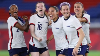 The USWNT Came Out On Top On Penalties In An Olympic Quarterfinal Battle Against The Netherlands